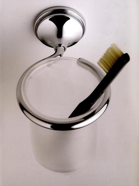 Accessori bagno porta spazzolino scacco da bertocci - Spazzolino bagno ...