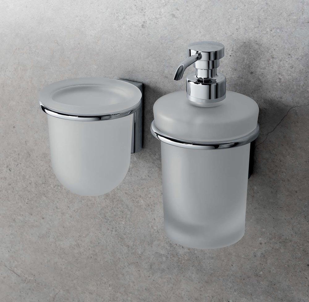 Accessori bagno porta spazzolino luna da colombo design - Spazzolino bagno ...