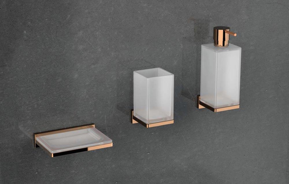 Accessori bagno porta spazzolino look da colombo design for Colombo design outlet