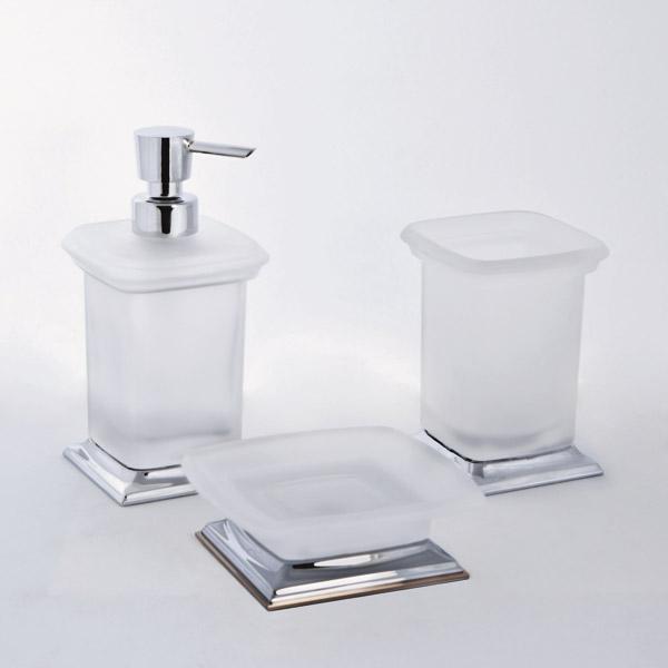 Accessori bagno porta sapone portofino da colombo design - Accessori bagno colombo ...