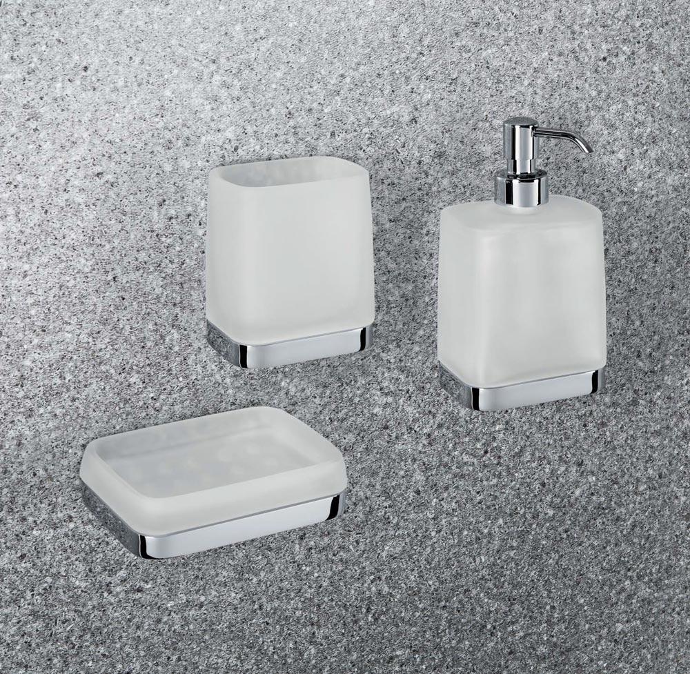 Accessori bagno porta spazzolino time da colombo design for Colombo design outlet