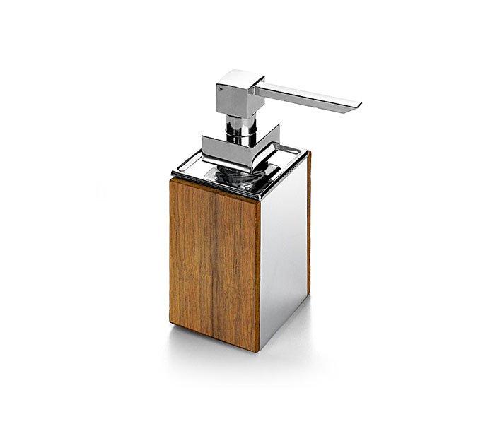 Accessori bagno porta sapone wood da open kristallux - Accessori bagno open ...