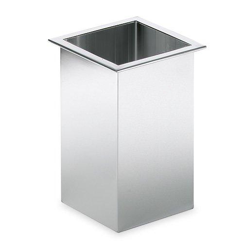 Accessori bagno porta spazzolino kubo da open kristallux - Accessori bagno open ...
