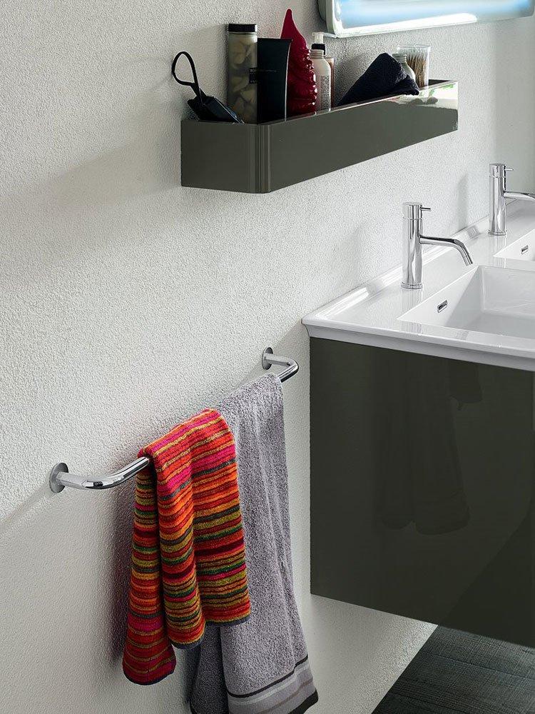 Accessori bagno porta asciugamani one da inda - Accessori bagno porta asciugamani ...