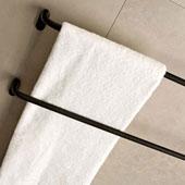 Porta Asciugamano Goccia da Gessi