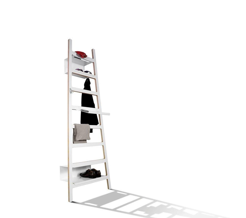 m ller m belwerkst tten garderoben kleiderst nder stummer diener step designbest. Black Bedroom Furniture Sets. Home Design Ideas