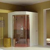 Cabina doccia Sanoasa Agola