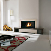 Fireplace stowes wood termostufa palazzetti - Termostufa a legna palazzetti ...
