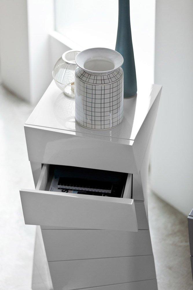 Cassettiere cassettiera piroette da porada for Cassettiere design outlet