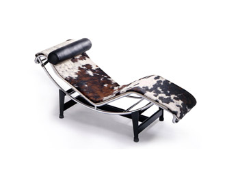 Chaise longue LC4 by Cassina Medio
