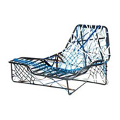 Chaise Longue Hammock Style