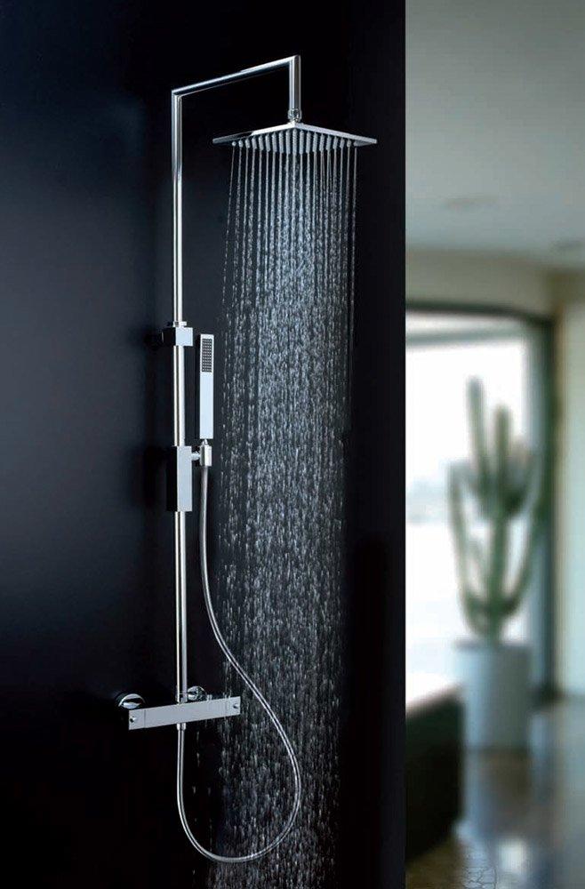 Colonna doccia gruppo doccia syncro top da paffoni for Gruppo doccia