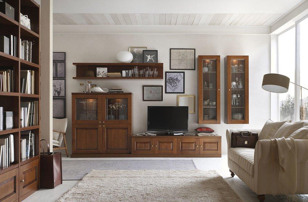 Composizioni soggiorno composizione asolana as576 da maronese for Composizioni soggiorno design