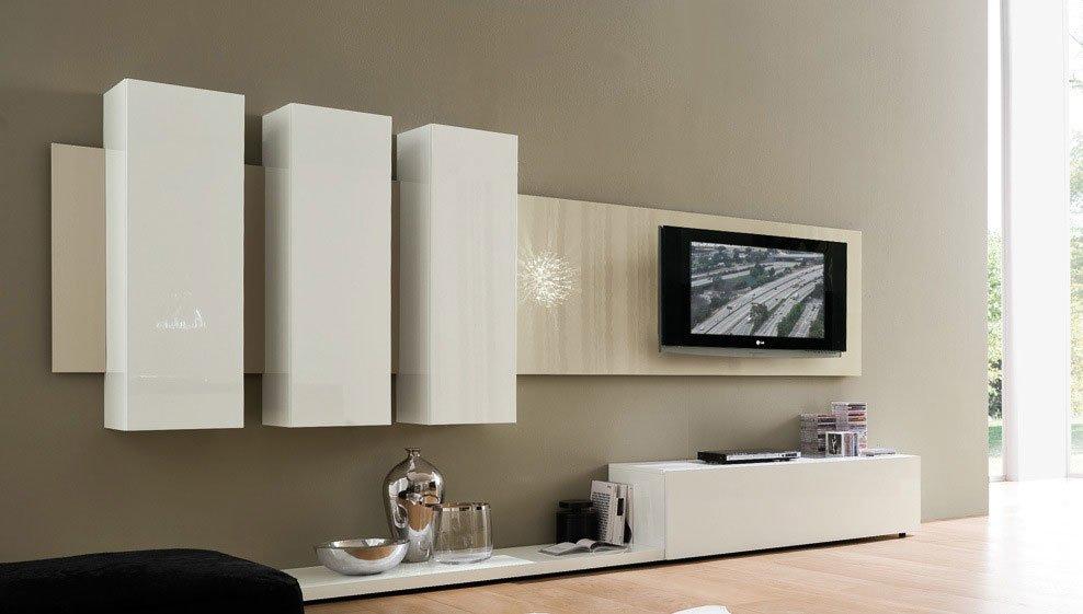Composizioni soggiorno composizione tween 02 da rossetto for Composizioni soggiorno design