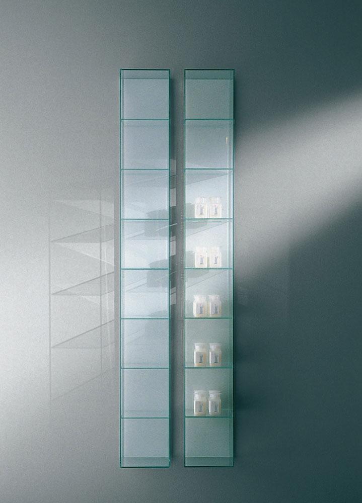 Contenitori Bagno: Contenitore Glass da Boffi - Bathrooms