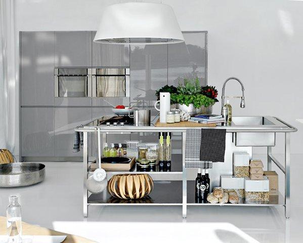 Mobili da cucina freestanding ~ Mobilia la tua casa