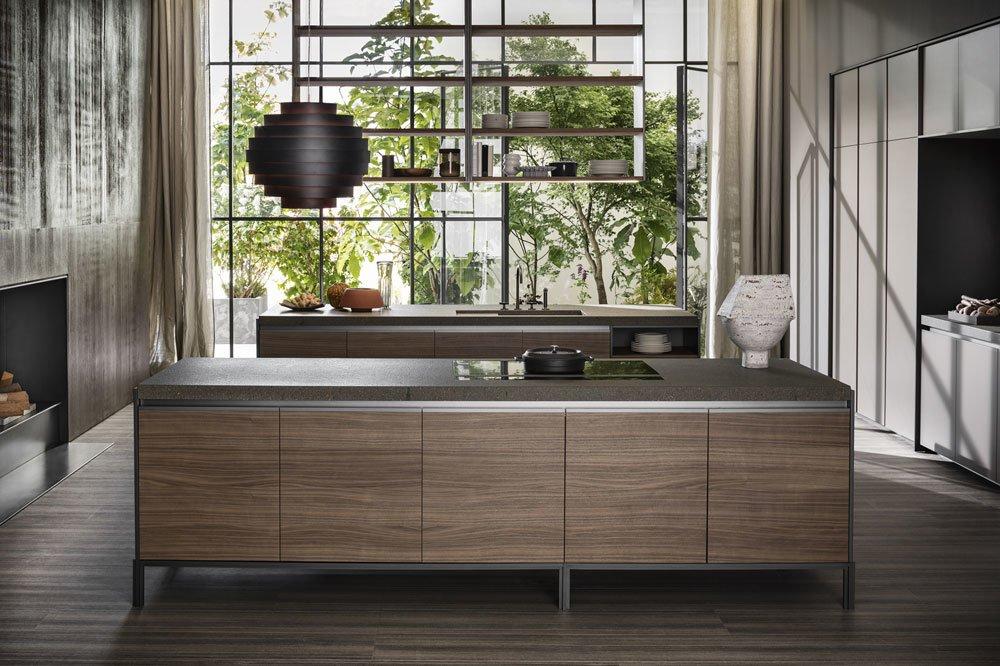 dada freistehende k chen k che banco b designbest. Black Bedroom Furniture Sets. Home Design Ideas
