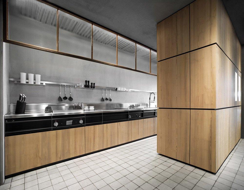 Cucine free standing cucina natural skin b da minacciolo - Cucina freestanding ...