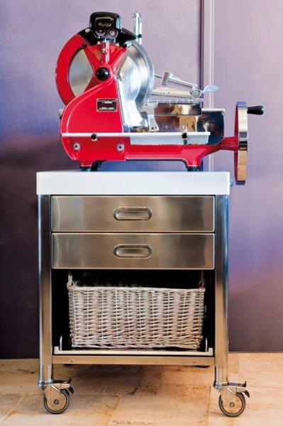 Cucine free standing cucina g da alpes inox - Blocco cucina 160 cm ...