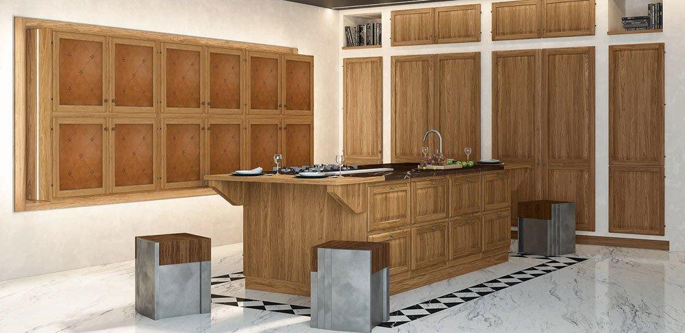 Cucine in muratura cucina paolina di oggi c da zappalorto for Designbest outlet