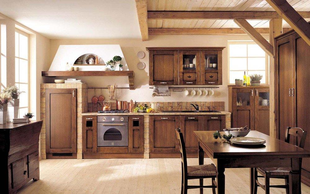 Idee Per Cucina In Muratura Moderna