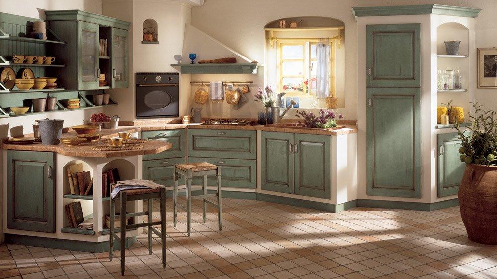 Cucine Rustiche Toscana. La Cucina Country Una Cucina ...