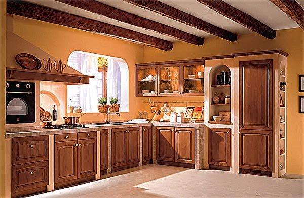 Cucine in muratura cucina castellana da spagnol cucine for Cucine muratura immagini