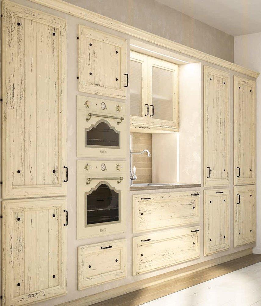 Cucine in muratura cucina giulietta d da zappalorto - Cucine in muratura palermo ...
