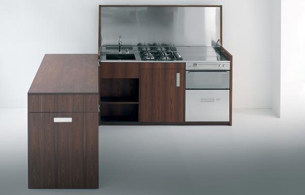 Cucine monoblocco cucina opening da targa italia - Cucine monoblocco prezzi ...