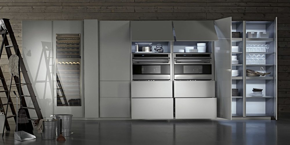 Cucine monoblocco: Cucina TU23 da Rossana