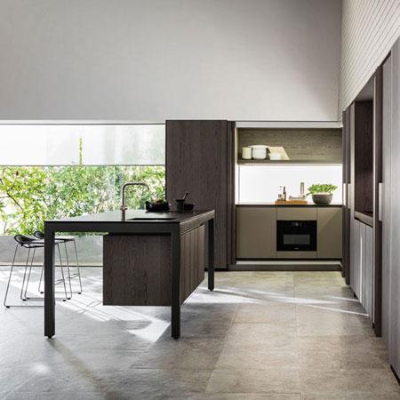 Cuisines monobloc design designbest for Cuisine zelig
