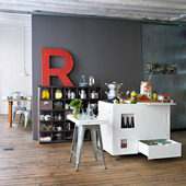 Cucina Minikitchen da Boffi - kitchens