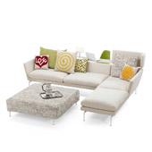 Sofakombination Suita