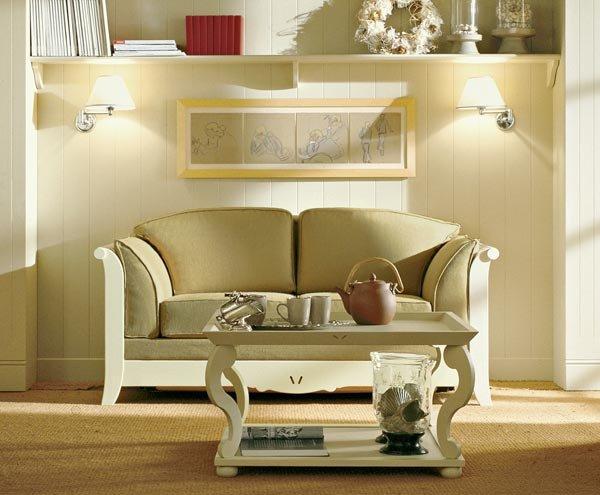 Divani per soggiorni piccoli idee per il design della casa for Piccoli divani letto