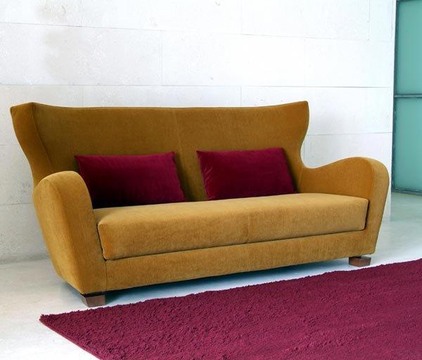 Divani due posti divano savoya da dema for Webmobili outlet