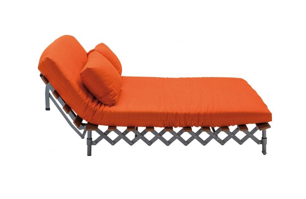 Divani letto divano letto tira molla da biesse - Biesse divani letto ...