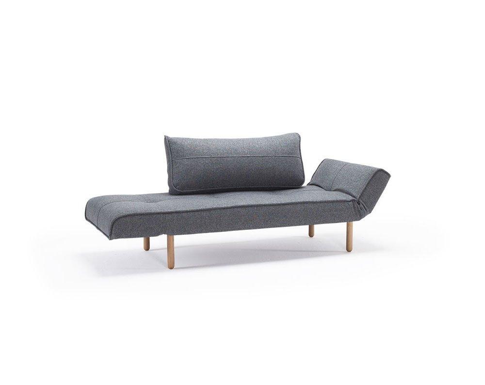 Divani letto divano letto zeal da innovation for Divani larghezza 150 cm