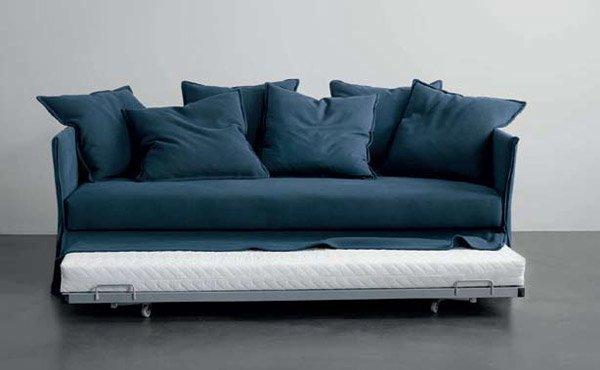 Divani letto divano letto fox da meridiani - Divano letto asti ...