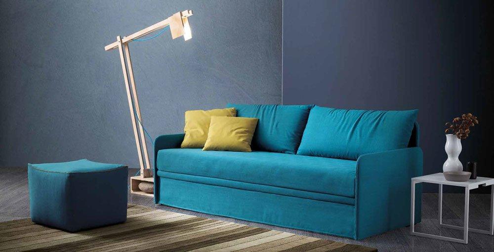 Divani letto divano letto easy da gruppo spagnol for Divano letto bolzano