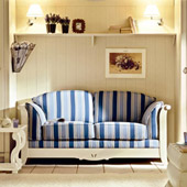 Divano letto Country Wood