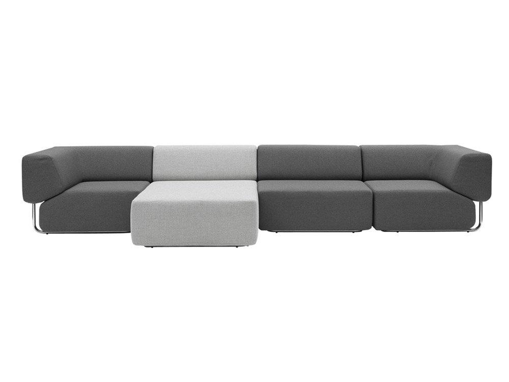 Divani quattro o pi posti divano noa da softline for Webmobili outlet