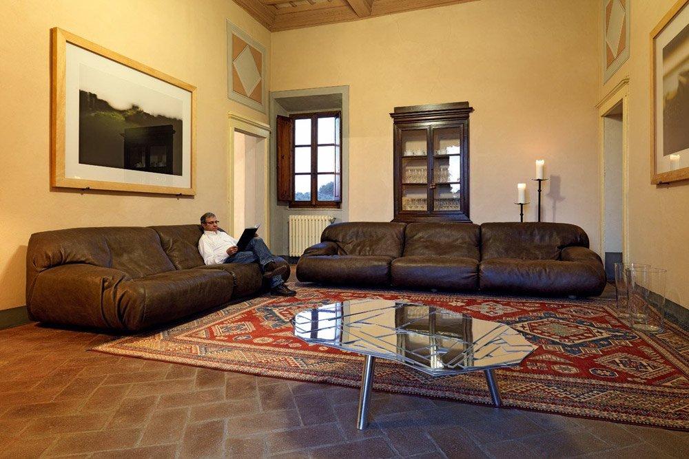 Divani tre posti divano brenno da edra for Divano quattro posti misure