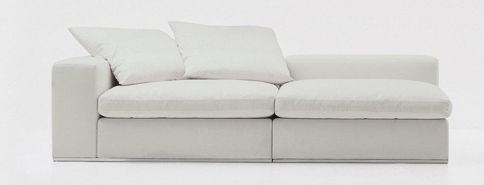 nube drei sitzer sofas sofa zar designbest. Black Bedroom Furniture Sets. Home Design Ideas