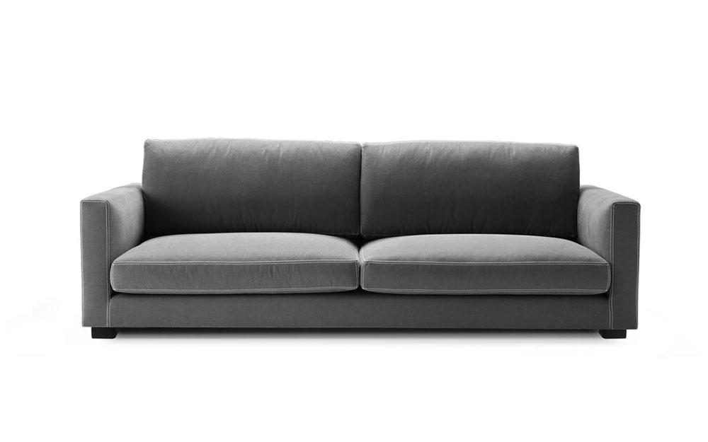 Divani tre posti divano side da fox italia for Negozi divani trento