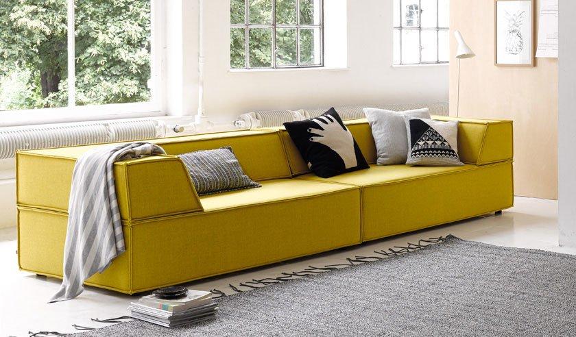 three seater sofas sofa trio by cor. Black Bedroom Furniture Sets. Home Design Ideas