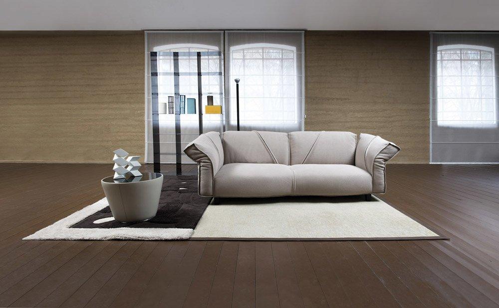 Divani tre posti divano flexible da il loft - Misure divano tre posti ...