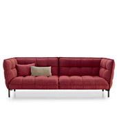 Husk-Sofa von B_B_ITALIA