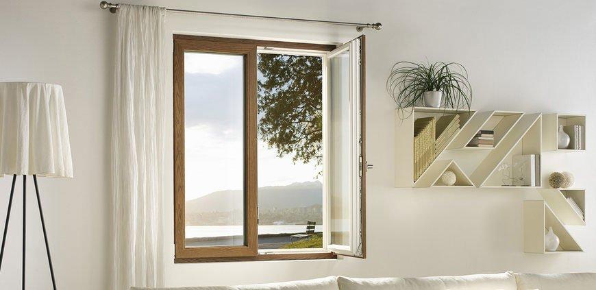 Finestre finestra lignatec da finstral - Finestre pvc perugia ...