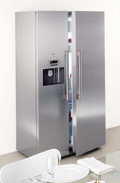 Frigoriferi e congelatori frigocongelatore k3990x7 da neff for Webmobili outlet