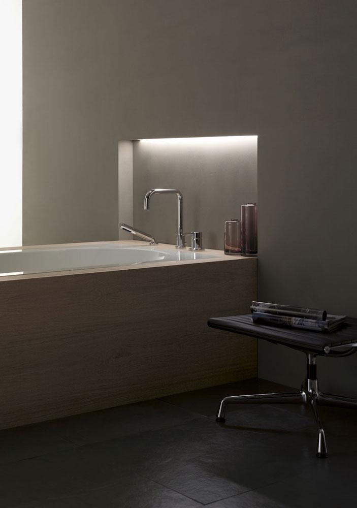 dornbracht armaturen f r dusche und wanne badewannenarmatur designbest. Black Bedroom Furniture Sets. Home Design Ideas
